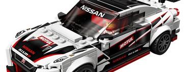 LEGO Nissan GT-R NISMO, el pequeño Godzilla que podrás adquirir sin dejar vacía la cartera