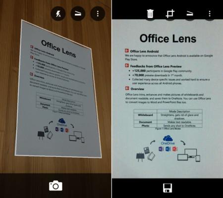 Office Lens Sample