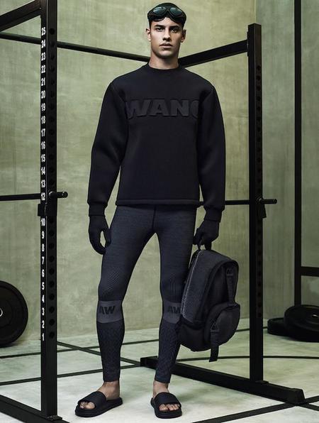 Alexander Wang X Hm Lookbook Fy9