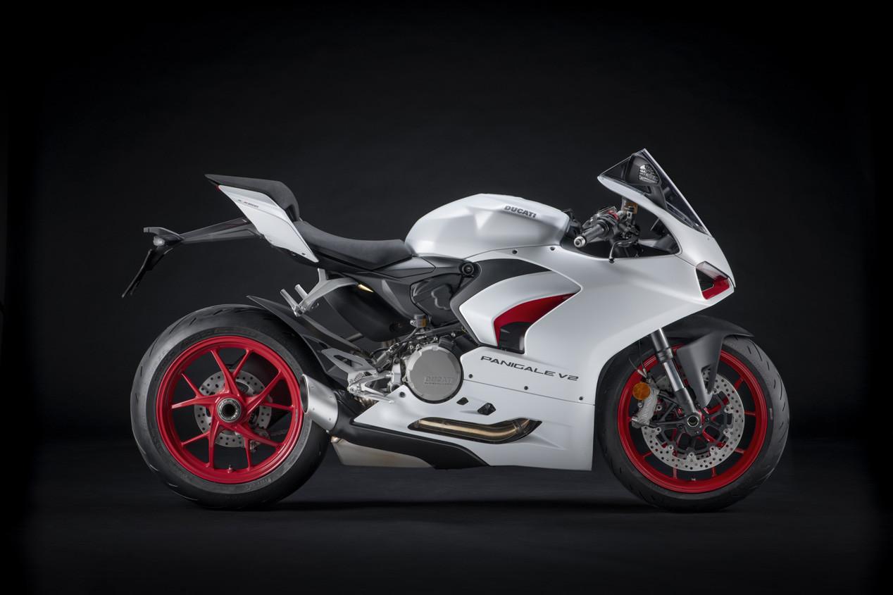 Foto de Ducati Panigale V2 White Rosso 2020 (2/9)