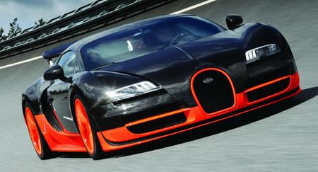 Bugatti: No habrá Super Veyron