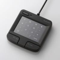 Teclado numérico auxiliar basado en una pantalla multitáctil, de Elecom