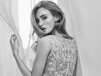 Pronovias nos desvela su secreto mejor guardado: los vestidos de novia 2018