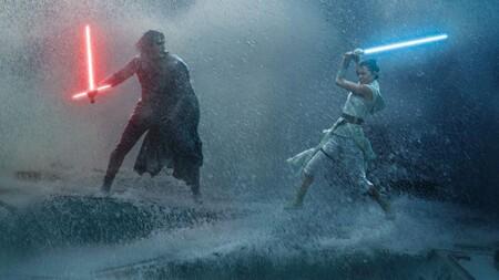Star Wars Rise Skywalker Kylo Rey