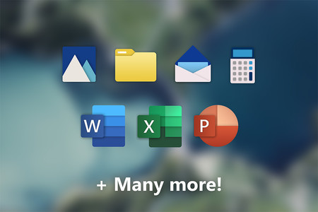 Microsoft 2019 Icons Copy