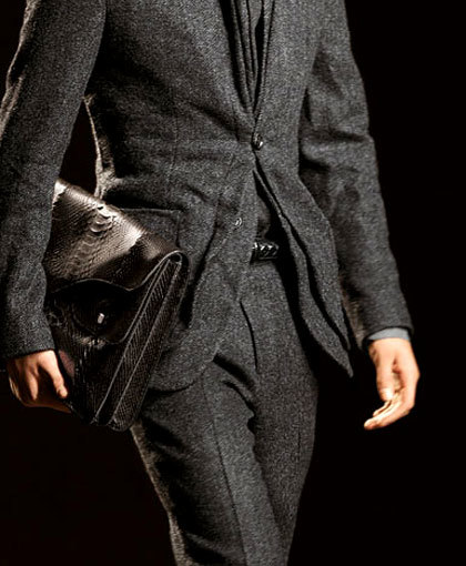 Portafolios, el complemento de moda para el Otoño-Invierno 2010