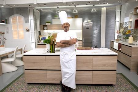Karlos argui ano tambi n se pasa al dekton en su nueva cocina for Cocina carlos arguinano
