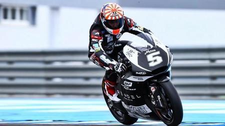 Johann Zarco Moto2 Jerez Test 2015