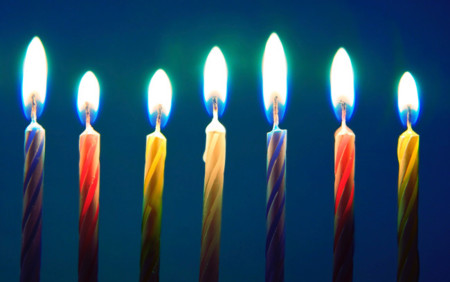 ¡Feliz cumpleaños Vitónica! 7 añitos