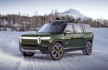 El primer vehículo eléctrico de Lincoln podría estar basado en los modelos de Rivian
