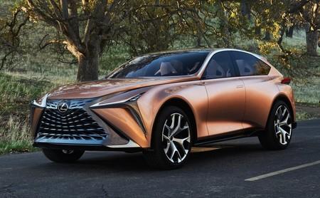 Lexus LF-1 Limitless, la marca japonesa brinda un adelanto de cómo será su futuro todoterreno