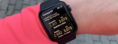 Competir con tus amigos te motiva a moverte más: así funcionan las nuevas competiciones del Apple Watch