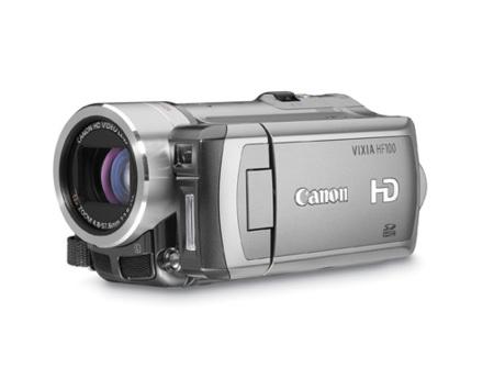 Nuevas cámaras de vídeo de Canon [CES 2008]
