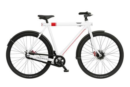 Electrified S es la bici eléctrica de VanMoof, presume de sistema antirrobo basado en GPS