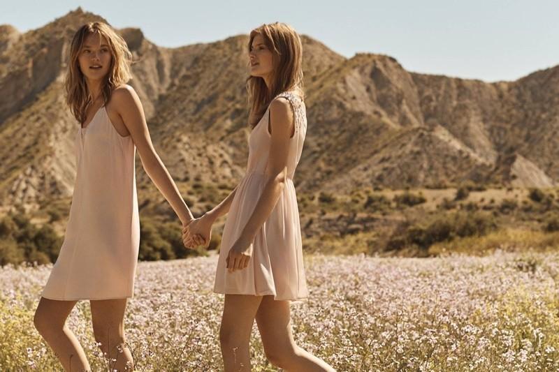 Foto de H&M catálogo de vestidos verano 2017 (1/7)