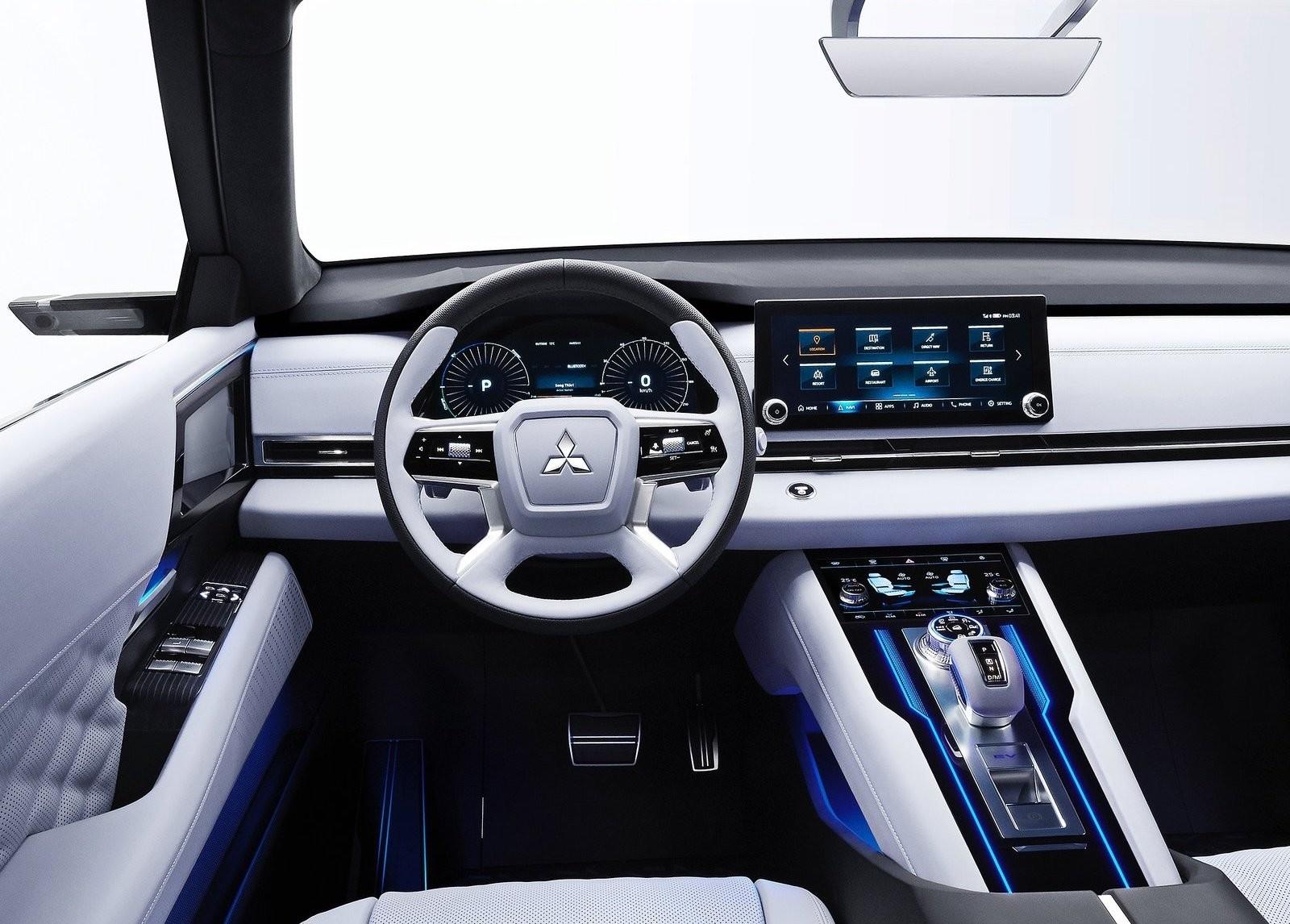 Foto de Mitsubishi Engelberg Tourer Concept (25/34)