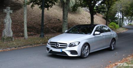 Mercedes Clase E Prueba