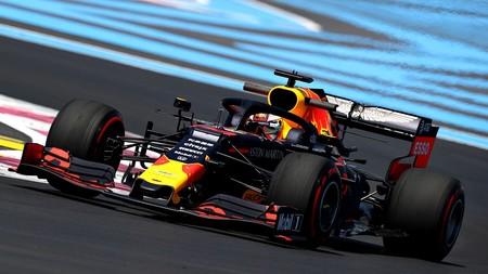 Verstappen Francia F1 2019