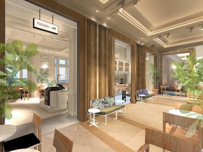En la flagship que H&M abrirá en Barcelona podremos disfrutar también de sus colecciones home