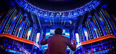 Compara tu monitor con el que usan los profesionales de eSports en Katowice