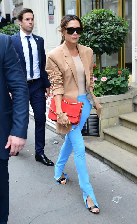 Victoria Beckham Desfila En Londres