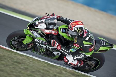 Jonathan Rea Magny Cours 2016 Kawasaki