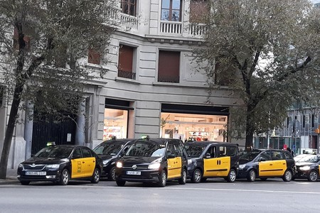 Taxi Barcelona 2