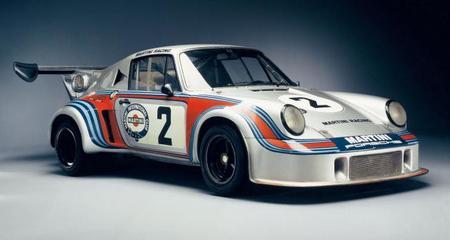 Coches para el recuerdo: así de brutal era el Porsche 911 Carrera RSR Turbo 2.1