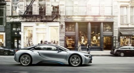 BMW i8 35