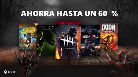 Venta especial Shocktober 2020 Microsoft Store Xbox