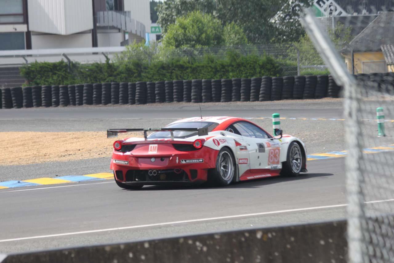 Foto de 24 horas de Le Mans 2012 (76/160)