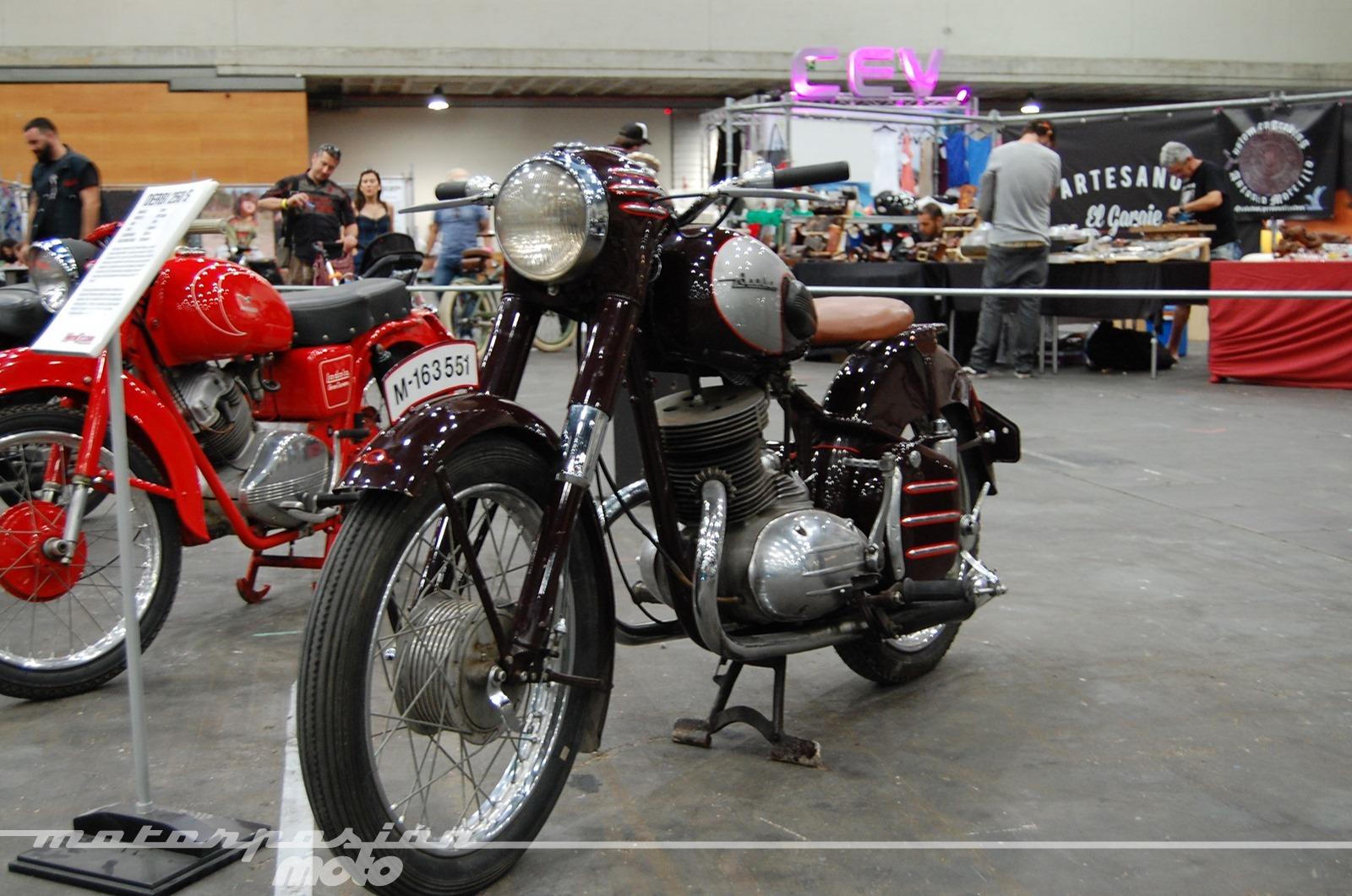 Foto de Mulafest 2014, exposición de motos clásicas (12/35)