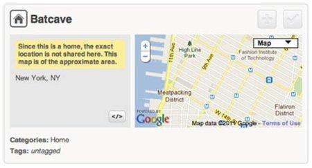 Foursquare hace más modificaciones para mantener la privacidad de los hogares