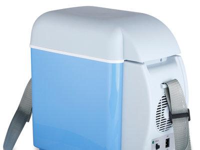 Venta Flash: nevera eléctrica portátil Huanjie, con 7,5 litros de capacidad, por 23,62 euros