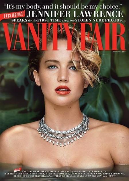 Vanity Fair: Jennifer Lawrence