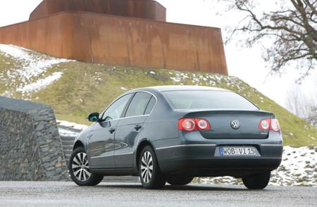 Más limpieza en Volkswagen: Passat TSI Ecofuel y Passat CC BlueTDI