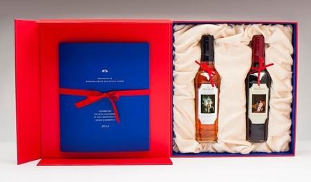 The Macallan celebra los 60 años de reinado de Isabel II con el whisky Coronation Limited Edition