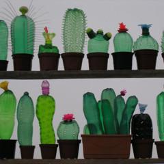 Foto 7 de 7 de la galería plantas-artificiales-hechas-con-botellas-de-plastico en Decoesfera