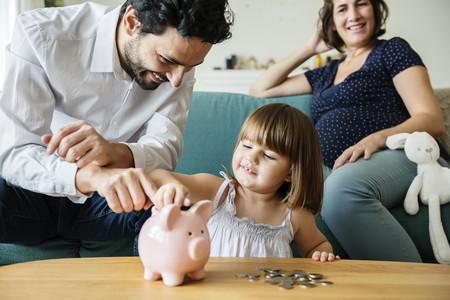 Cómo enseñar a tus hijos a ahorrar y entender el valor del dinero