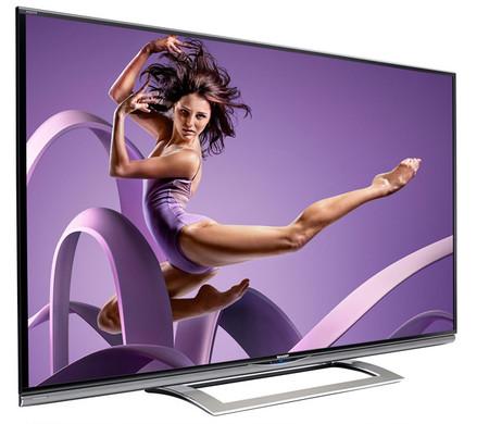 Sharp tiene una nueva línea de televisores para el 2014 incluyendo uno 8K