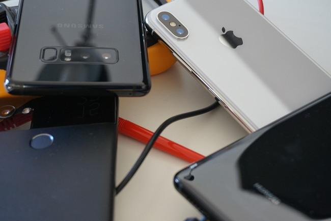 Smartphone con mejor cámara comparativa ciega 2017