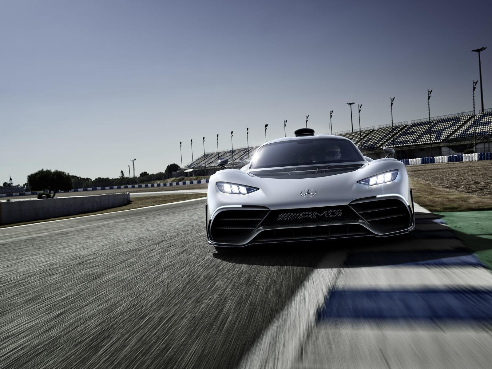 Foto de Mercedes-AMG Project ONE (2/12)