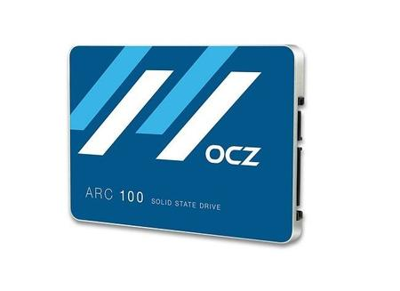 OCZ presenta SSDs ARC 100 Series, tentadora opción para reemplazar discos duros