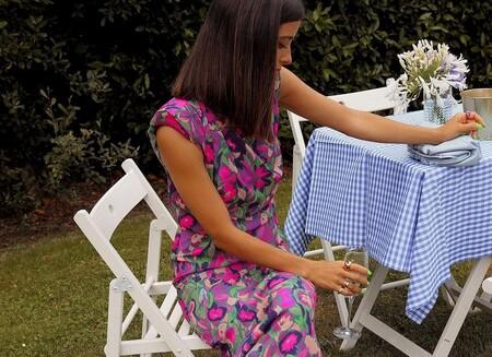 El Corte Inglés tiene verdaderas joyitas de rebajas escondidas: siete vestidos de invitada de boda que nos gustan