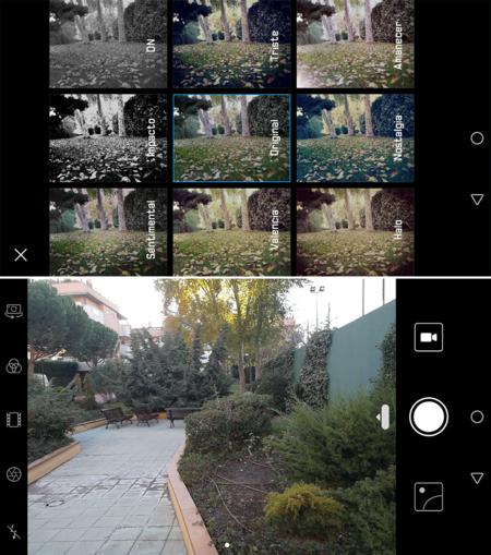 Huawei Mate 9 Soft 4 Camara2