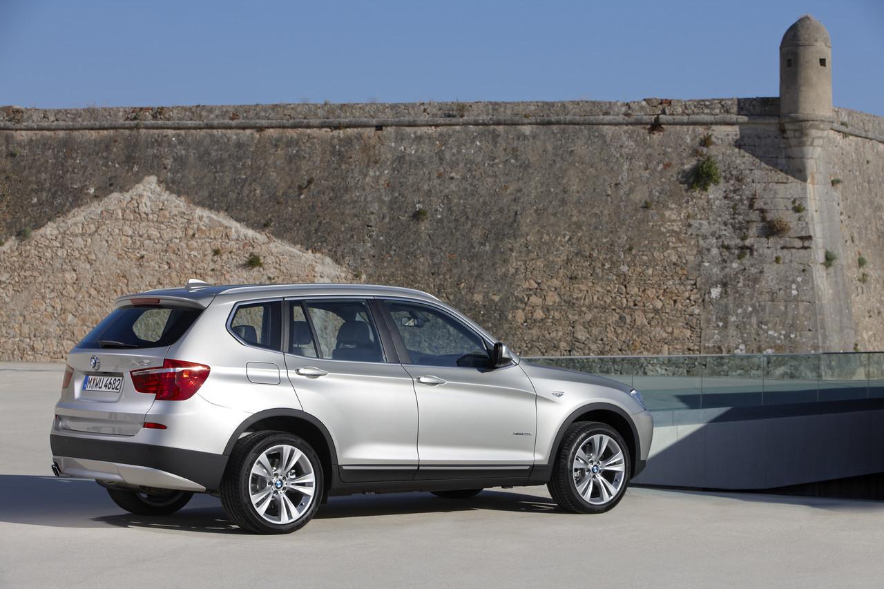 Foto de BMW X3 2011 (89/128)