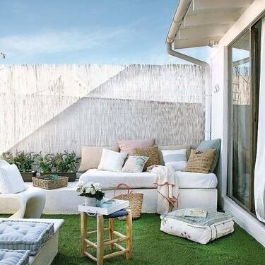 La semana decorativa: terrazas y salones, inspiración y pequeños detalles para decorarlos
