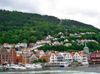 Las mejores vistas de Bergen, puerta de entrada a los fiordos noruegos