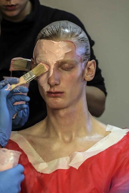 Cabezas Decapitadas Modelos Con Tres Ojos Y Hasta Con Cuernos Los Detalles Que No Viste Del Desfile De Gucci 03