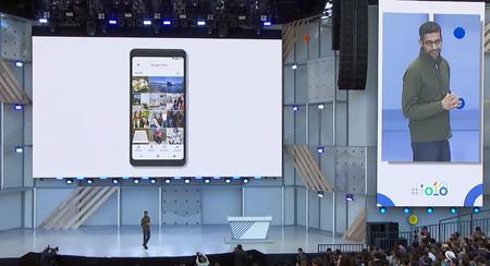 Google Fotos recibe las primeras novedades del Google I/O: así son Color Pop y las sugerencias mejoradas